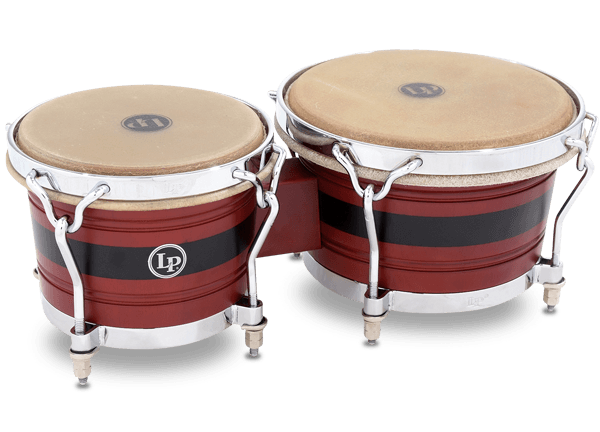 "LP LPL201A-JR Legends Series John ""Dandy"" Rodriguez Bongos"