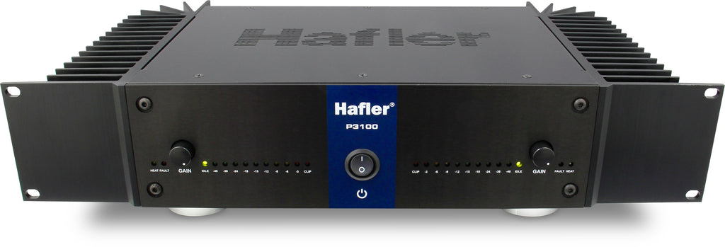Hafler P3100 2 Channel Power Amplifier