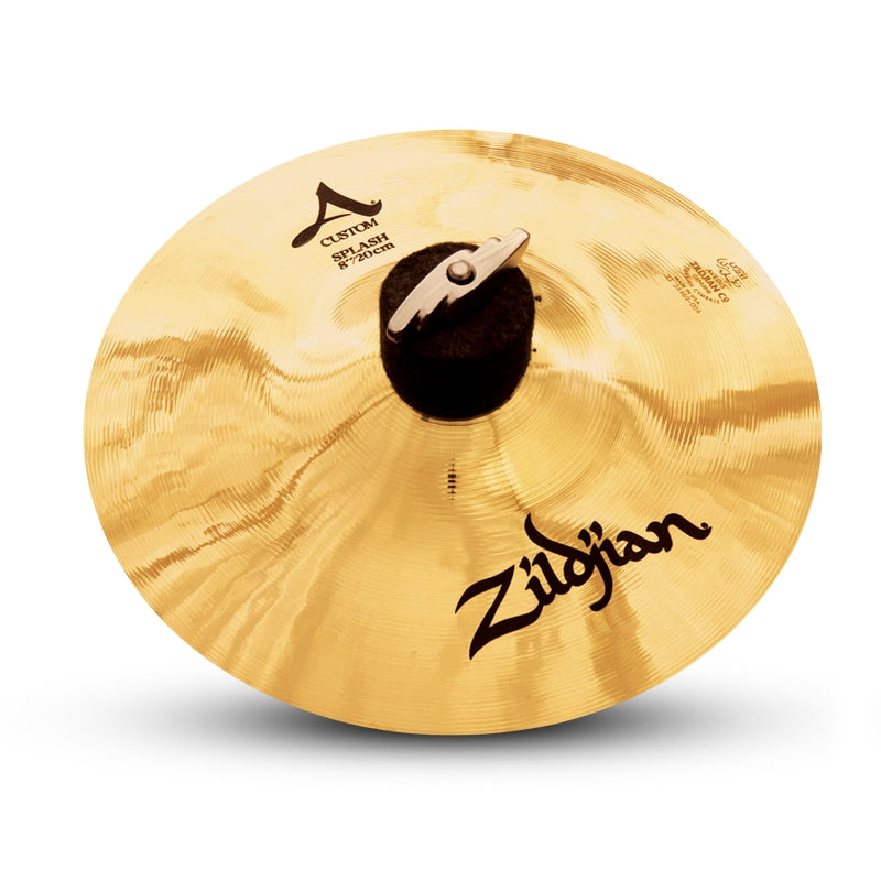 "Zildjian 8"" A CUSTOM Splash Cymbal"