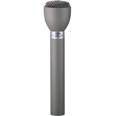 ELECTRO-VOICE 635A Classic Dynamic Omni Interview Mic