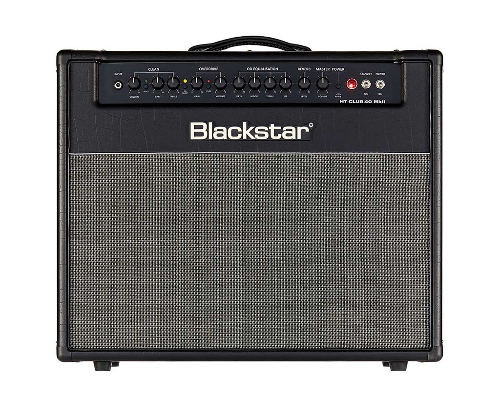 "Blackstar HT Club 40 MkII 40W 1x12"" Tube Combo Amplifier"