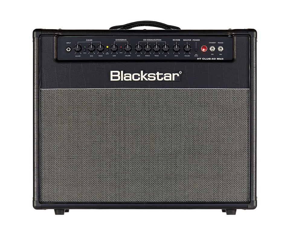 "Blackstar 40W 1x12"" HT Club 40 MKII Combo Amplifier"