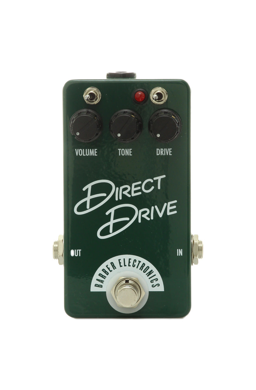 Barber Electronics Compact Direct Drive