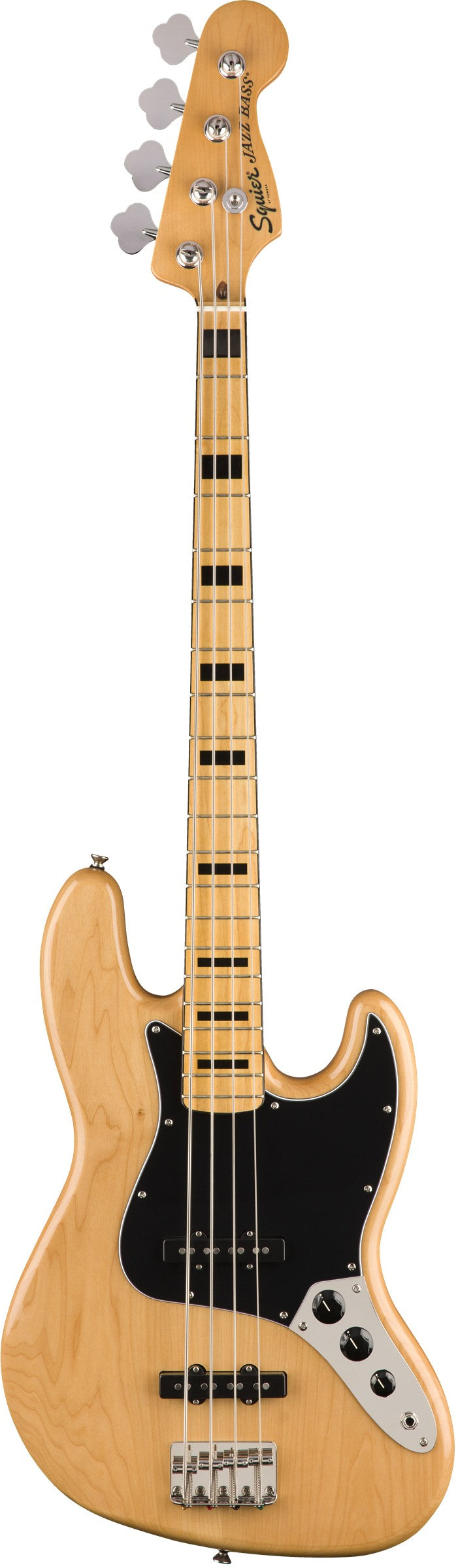 Squier Classic Vibe '70S Jazz Bass, Maple Fingerboard