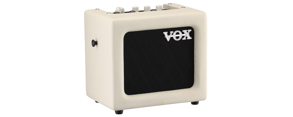 Vox MINI3 G2 Portable Modeling Guitar Amplifier - IV