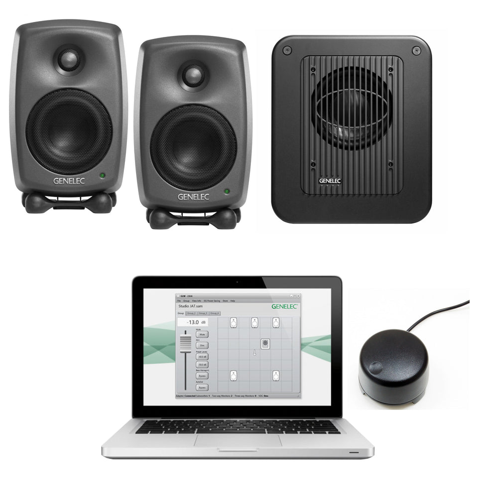 Genelec 8320.LSE Tri SAM Series Monitor Package