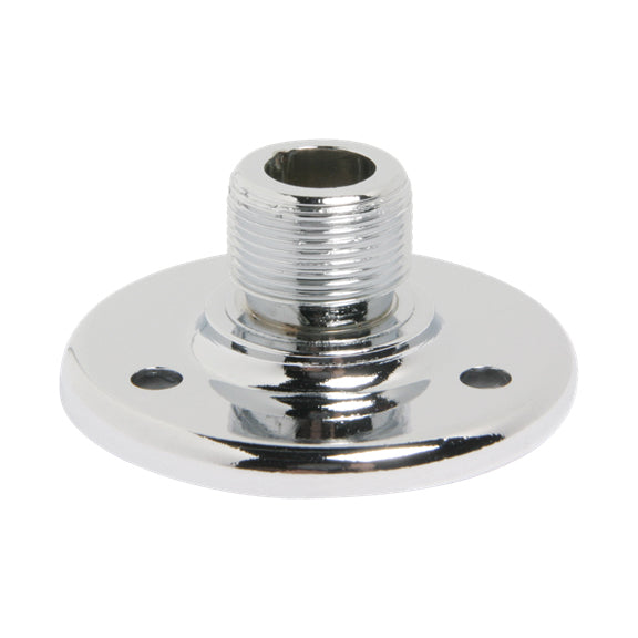 "Atlas AD-12B 5/8"" Flange - Male, Chrome"