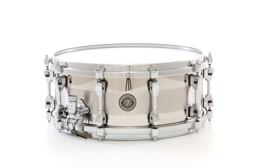 "Tama 14"" x 6"" Starphonic Stainless Steel Snare Drum"