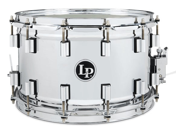 "LP LP8514BS-SS 14"" x 8.5"" LP Banda Snare Drum - Stainless Steel"