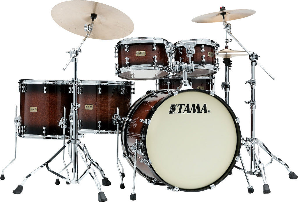 Tama S.L.P. Dynamic Kapur 5 Piece Shell Pack