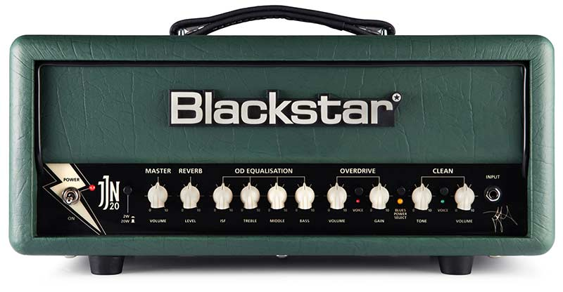 Blackstar Jared James Nichols Signature 20W Valve Amp Head