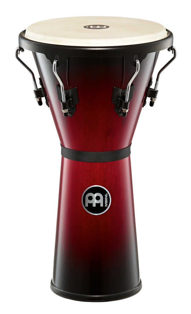 Meinl HDJ500WRB Headliner Series Wood Djembe-Wine Red Burst