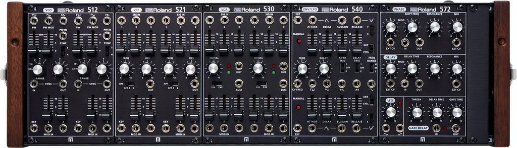 Roland SYSTEM-500 Modular Synthesizer - Complete Set
