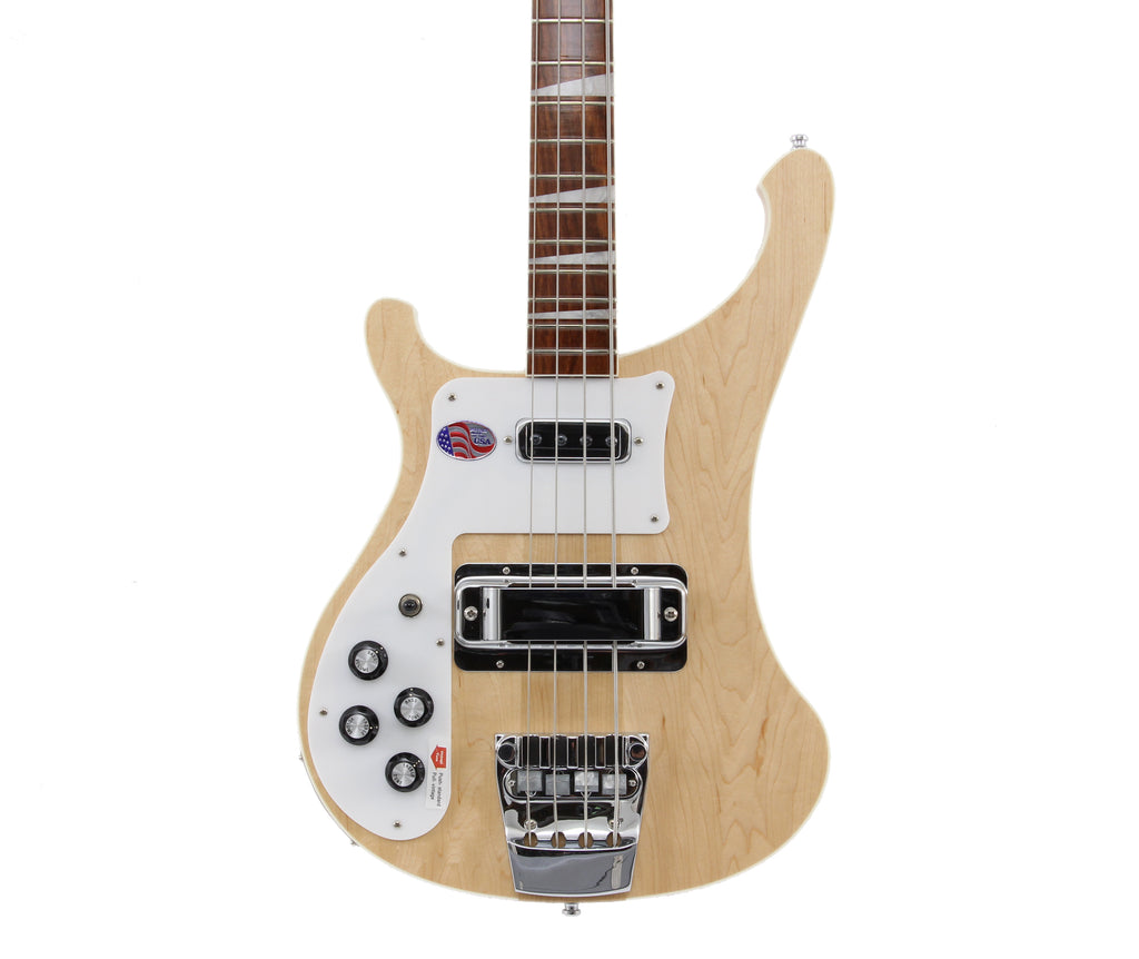 Rickenbacker 4003 Left Handed 4 String Electric Bass Guitar