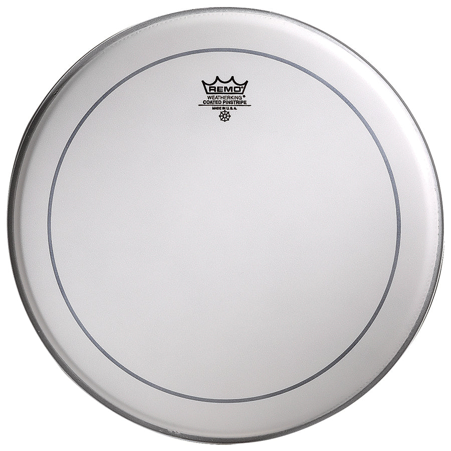 "Remo 15"" Coated Pinstripe Drum Head"