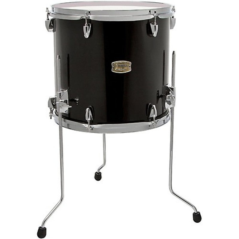 "Yamaha Stage Custom Birch Floor Tom 14"" x 13"" Raven Black"