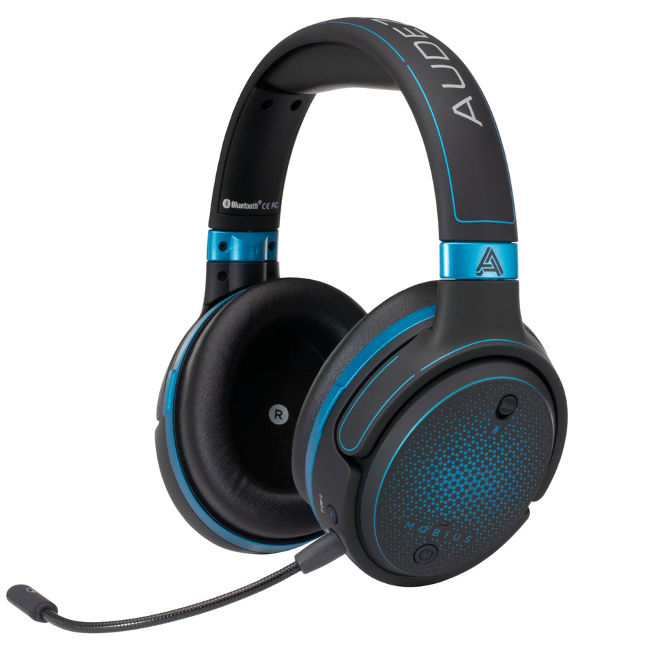 Audeze Mobius Planar Magnetic Headphones - Blue