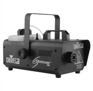 CHAUVET DJ H1000 Lightweight And Compact Fog Machine