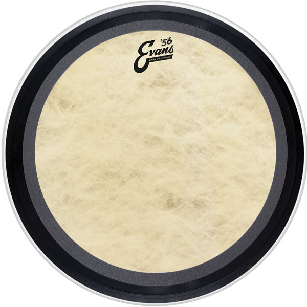 "Evans 16"" EMAD Calftone Bass Drum Head"