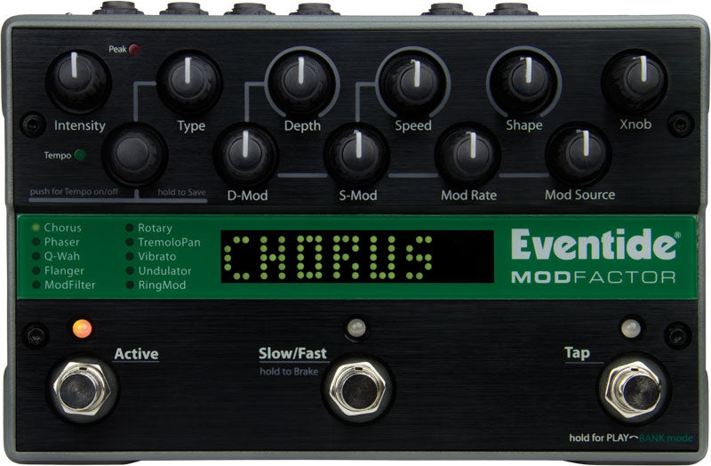 Eventide ModFactor Multi-Effect Pedal