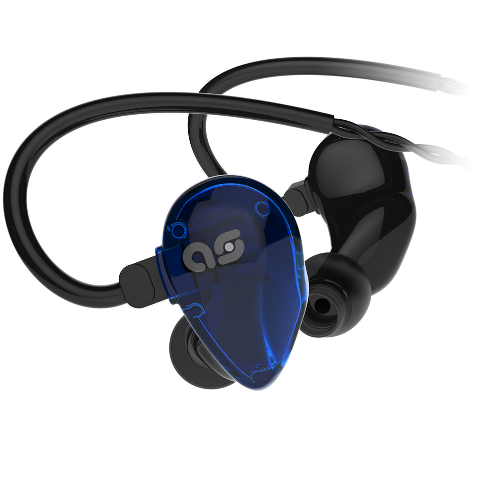 Aurisonics EVA In-Ear Headphones