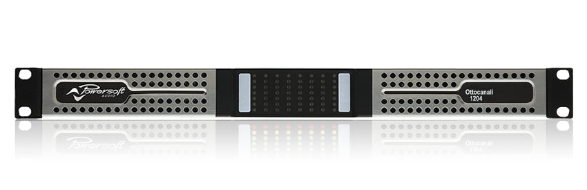 Powersoft Ottocanali 1204 8-Channel Power Amplifier