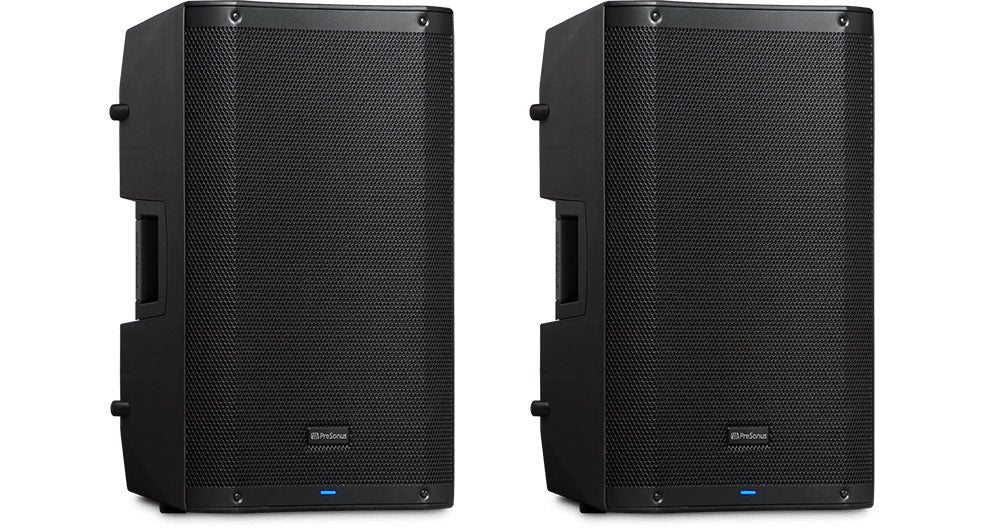 "Presonus AIR12 2-Way 12"" Powered Loudspeaker Bundle"