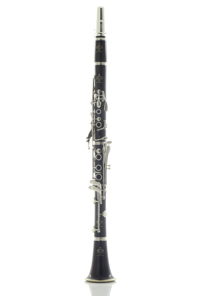 Buffet Crampon BC1131-5-0 R-13 B-Flat Clarinet - Nickel Plated Keys