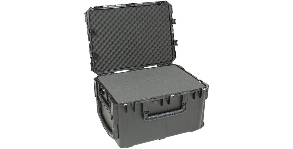 SKB iSeries 3021-18 Waterproof Case w/ Cubed Foam