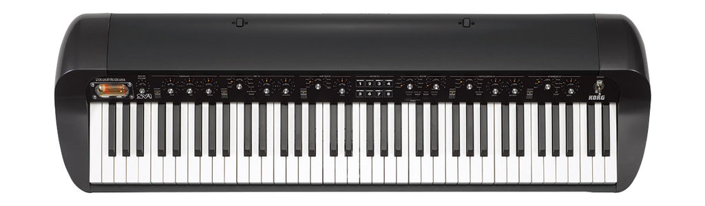 Korg SV-1 73 Key Stage Vintage Piano - Black