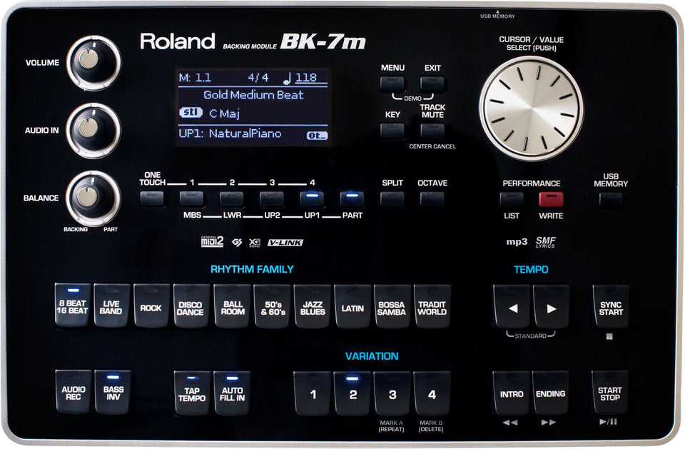 Roland BK-7M Backing Module