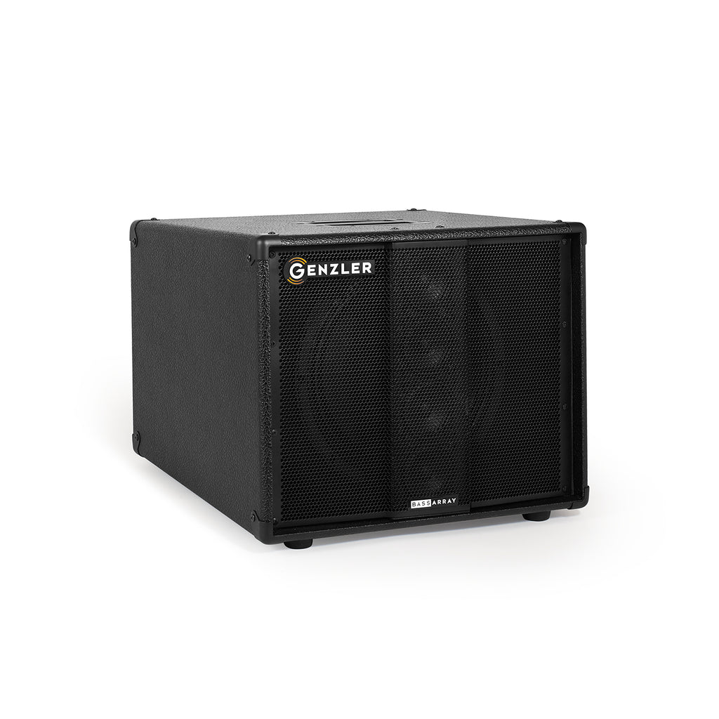 Genzler BA12-3 SLT Slanted Bass Array Bass Cabinet