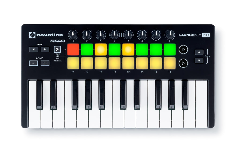Novation Launchkey Mini Mark II 25-Key Controller