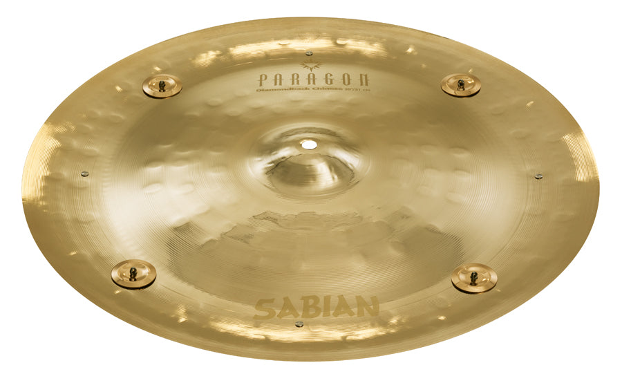 "Sabian 20"" Paragon Diamondback Chinese Cymbal Brilliant Finish"