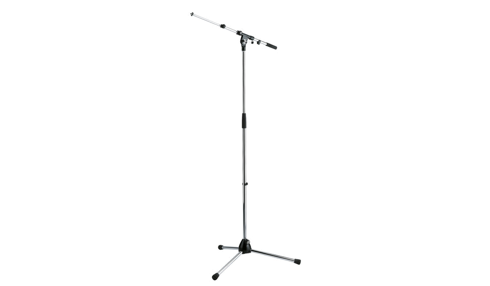 K&M 21090.500.02 210/9 Microphone Stand - Chrome