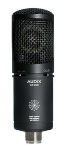 Audix CX212B CX Series Large Diaphragm, Multi-Pattern Studio Condenser