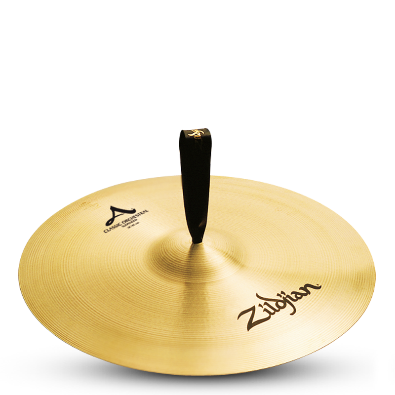 "Zildjian 18"" A CLASSIC ORCHESTRAL Selection Suspended Cymbal"