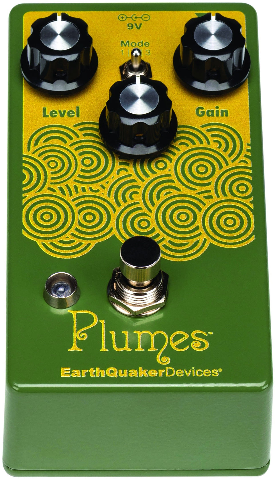 Earthquaker Devices Plumes Small Signal Shredder Pedal