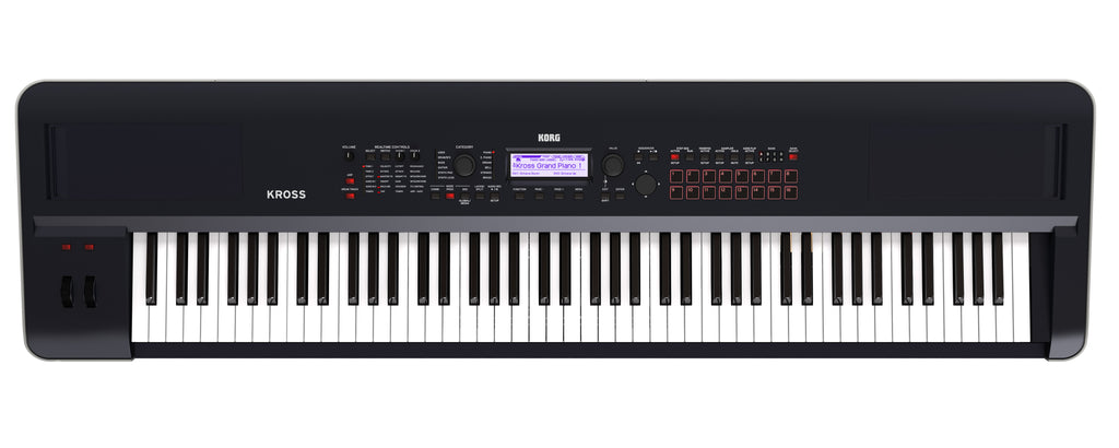 Korg KROSS288 KROSS 2 Performance Synthesizer / Workstation Keyboard