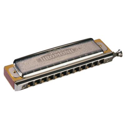 Hohner 270BX-G Super Chromonica, Key of G