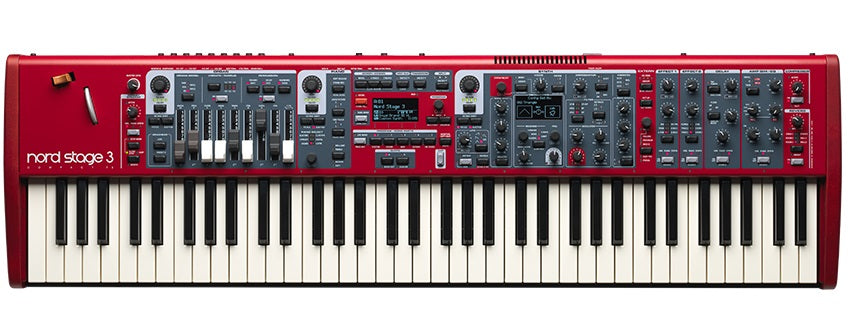 Nord Stage 3 Compact 73-Key Semi-Weighted Keyboard