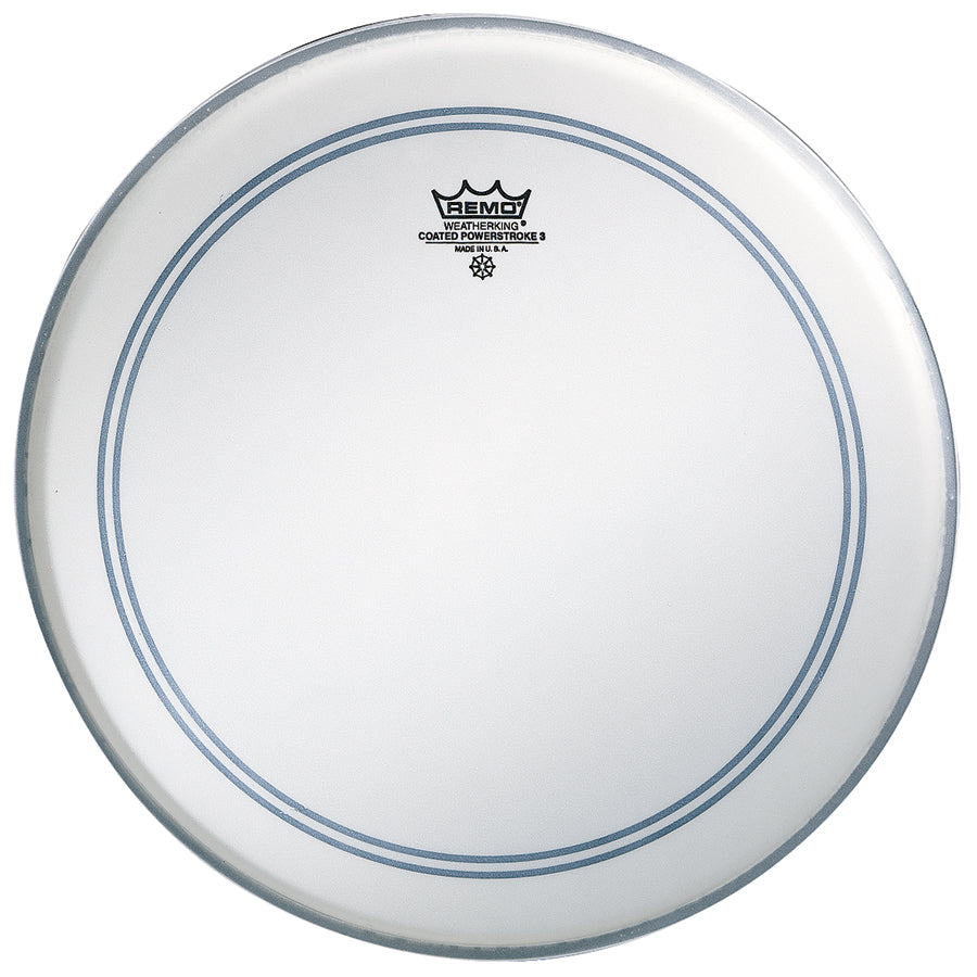 "Remo 16"" Coated Powerstroke 3 Drum Head"