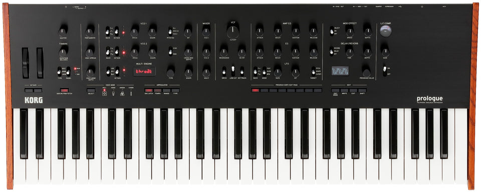 Korg Prologue-16 Voice 61 Key Analog Synthesizer