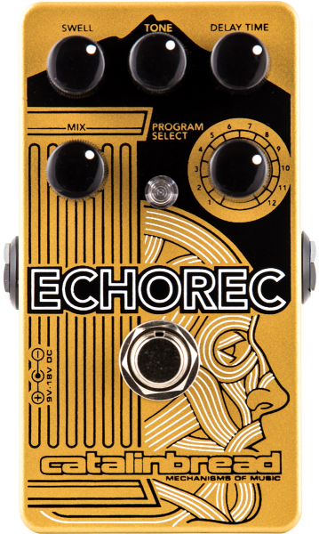 Catalinbread Echorec Multi-Tap Echo Delay Pedal