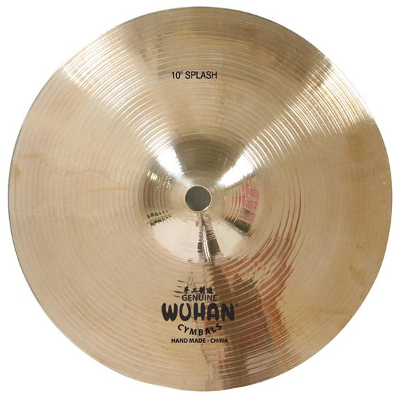 "Wuhan 10"" Splash Cymbal"