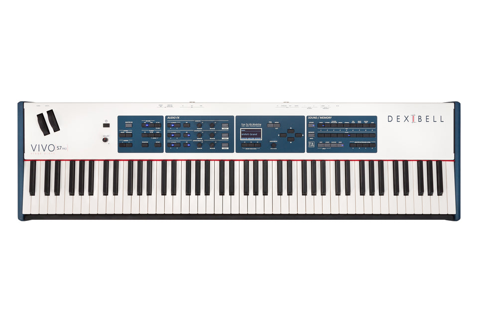 Dexibell VIVO S7 Pro 88-Key Digital Stage Piano