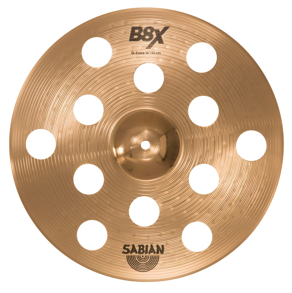 Sabian B8X O-Zone Crash Cymbal