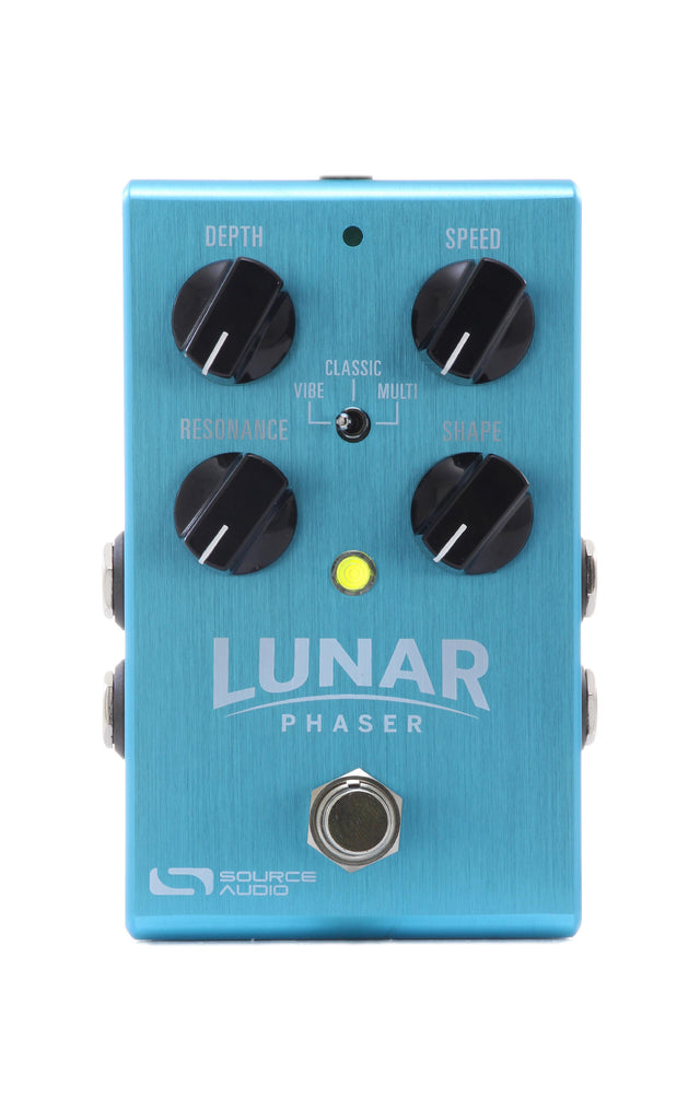 Source Audio Lunar Phaser Effect Pedal
