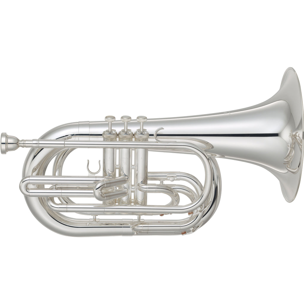 Yamaha YBH-301MS Silver Marching Baritone
