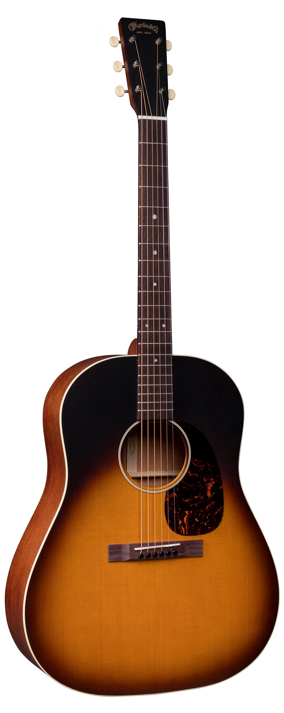 Martin DSS-17 Acoustic Guitar - Whiskey Sunset